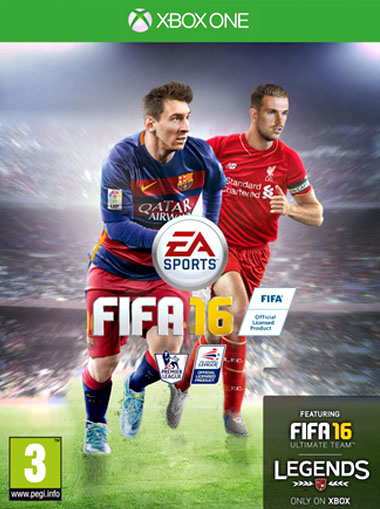 FIFA 16 - Xbox One (Digital Code) cd key
