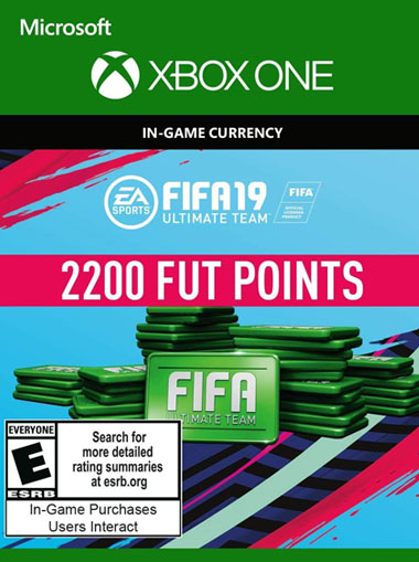 Fifa 19 - 2200 FIFA Ultimate Team - Xbox One (Digital Code) cd key
