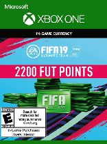 Buy Fifa 19 - 2200 FIFA Ultimate Team - Xbox One (Digital Code) Game Download