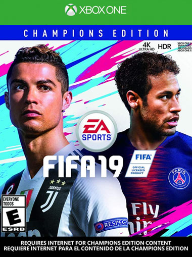 Fifa 19 Champions Edition - Xbox One (Digital Code) cd key