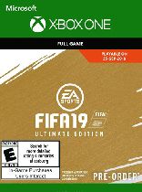 Buy Fifa 19 Ultimate Edition - Xbox One (Digital Code) Game Download