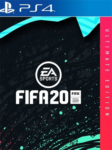 FIFA 20: Ultimate Edition - PS4 cd key
