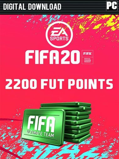 FIFA 20 Ultimate Team - 2200 FIFA Points cd key