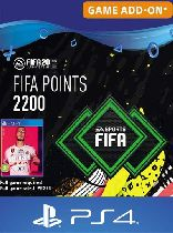Buy FIFA 20 Ultimate Team - 2200 FIFA Points - PS4 (Digital Code) Game Download