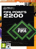 Buy FIFA 21 2200 FUT Game Download