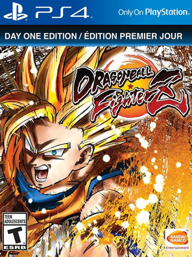 DRAGON BALL FighterZ - PS4 (Digital Code) cd key