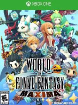 Buy World of Final Fantasy Maxima Xbox One (Digital Code) Game Download