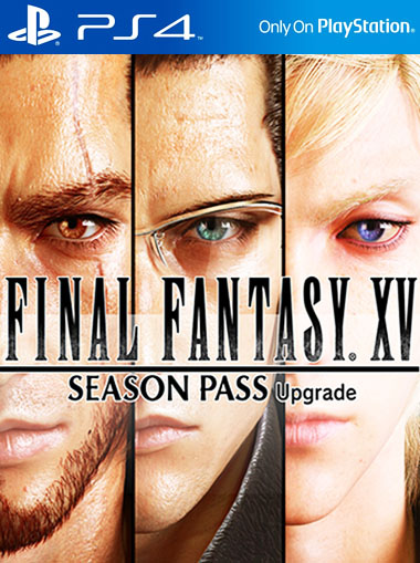 Final Fantasy XV 15 Season Pass PS4