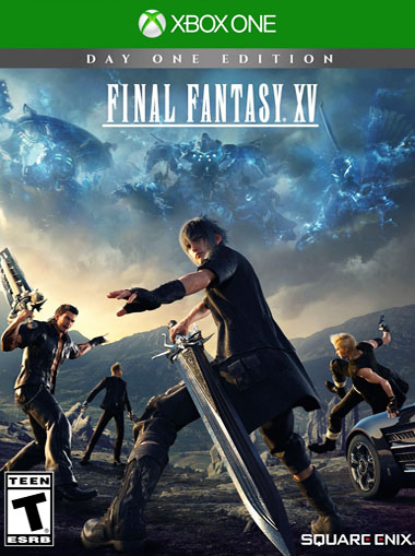 Final Fantasy XV 15 Royal Edition Xbox One
