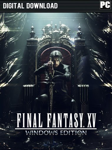 FINAL FANTASY XV WINDOWS EDITION cd key