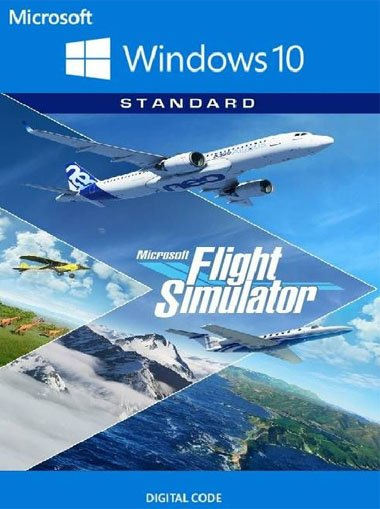 Microsoft Flight Simulator: Standard 2020 (Windows 10) cd key