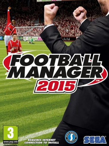 Football Manager 2015 cd key