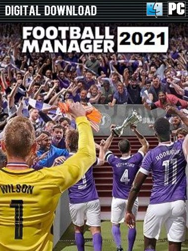 Football Manager 2021 cd key