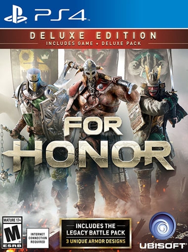 For Honor - Deluxe - PS4 (Digital Code) cd key