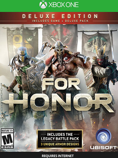 For Honor - Deluxe - Xbox One (Digital Code) cd key