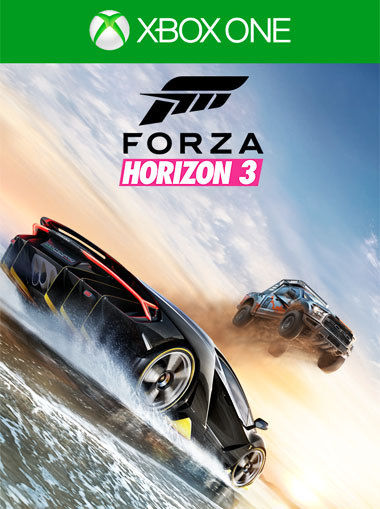 Forza Horizon 3 Standard Edition - Xbox One/Windows 10 (Digital Code) cd key