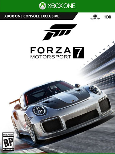Forza Motorsport 7 Xbox One Windows 10