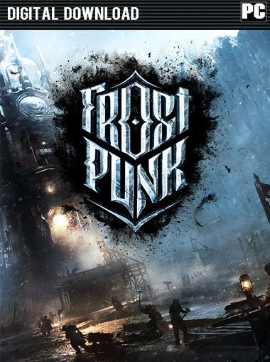 Frostpunk cd key