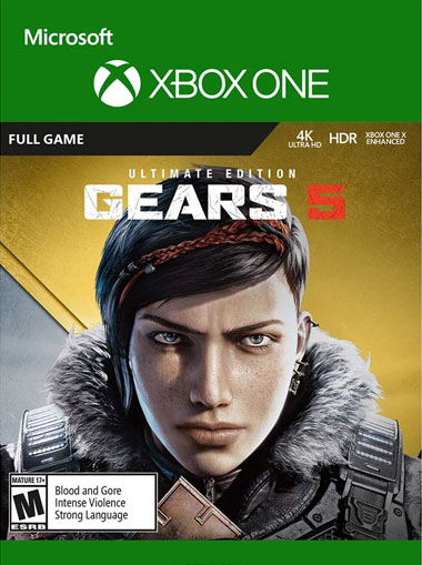 Gears of War 5 Ultimate Edition [Gears 5] - Xbox One/Windows 10 (Digital Code) cd key