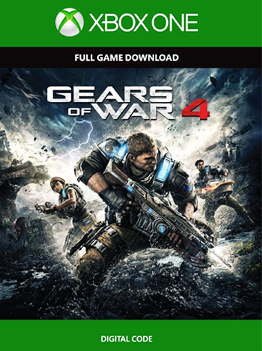 Gears of War 4 Xbox One Windows 10