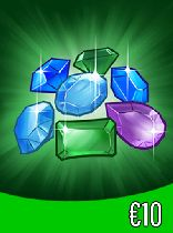 Buy Gems gift card 10 Euro Game Download