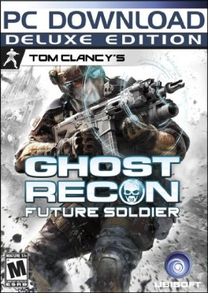 Tom Clancys Ghost Recon Future Soldier Digital Deluxe cd key