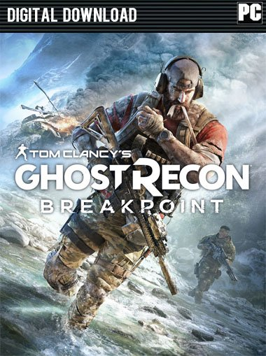 Tom Clancy's Ghost Recon Breakpoint [EU/RoW] cd key