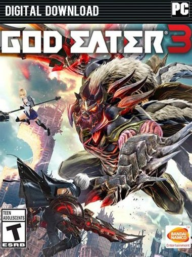 God Eater 3  cd key