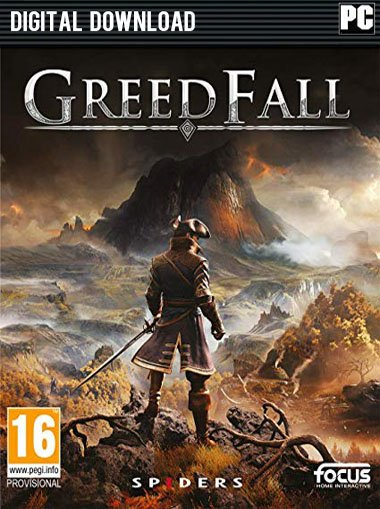 Greedfall cd key
