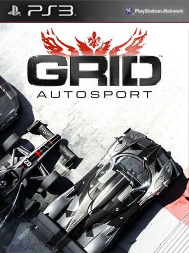 GRID 3 Autosport PS3