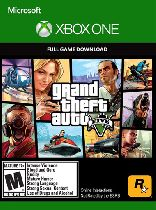 Buy Grand Theft Auto V - Xbox One (Digital Code) (GTA 5) Game Download