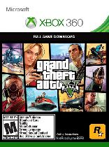 Buy Grand Theft Auto V - Xbox 360 (Digital Code) (GTA 5) Game Download