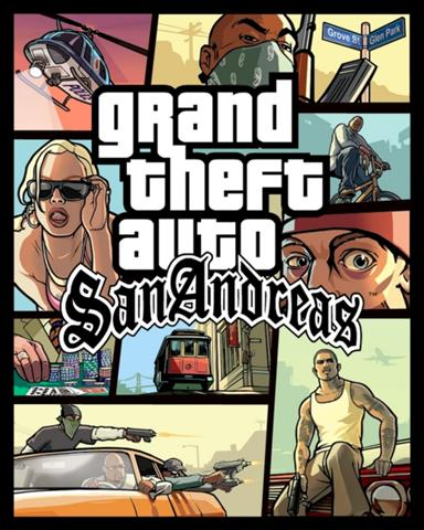Grand Theft Auto San Andreas (GTA SA) cd key