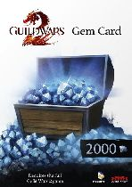 Buy Guild Wars 2 2000 Gems Card Game Download