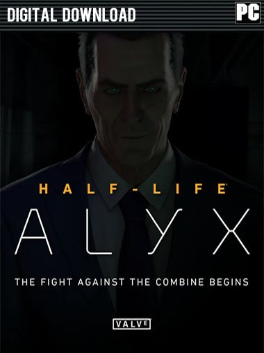 Half-Life: Alyx [EU] cd key