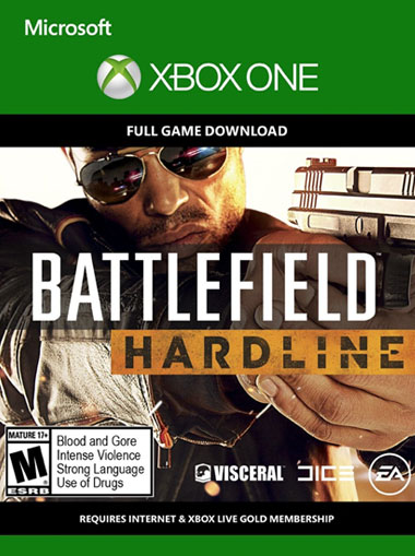 Battlefield Hardline - Xbox One (Digital Code) cd key