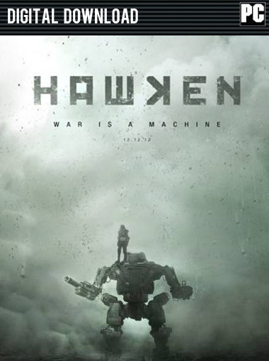 HAWKEN Gamecard 25 USD