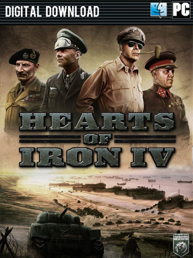Hearts of Iron IV - Cadet Edition (Colonel Edition) cd key