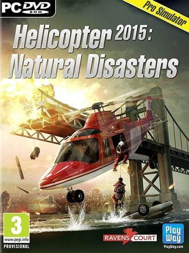 Helicopter 2015: Natural Disasters cd key