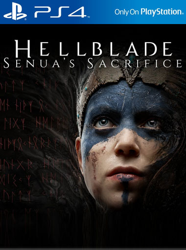 Hellblade: Senua's Sacrifice - PS4 (Digital Code) cd key
