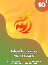 Buy Hellcase.com 10 USD Wallet Card Code Game Download