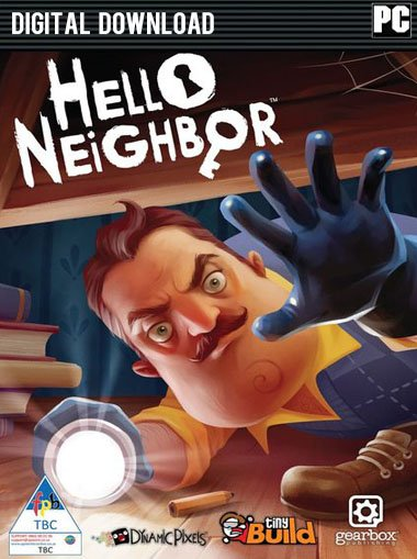 Hello Neighbor cd key