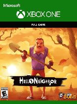 Buy Hello Neighbor - Xbox One (Digital Code) Game Download
