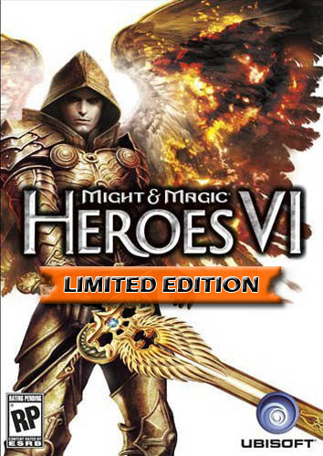 Might and Magic: Heroes VI Limited Edition cd key