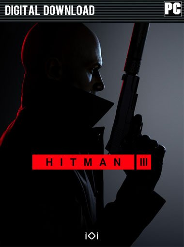 HITMAN 3 cd key