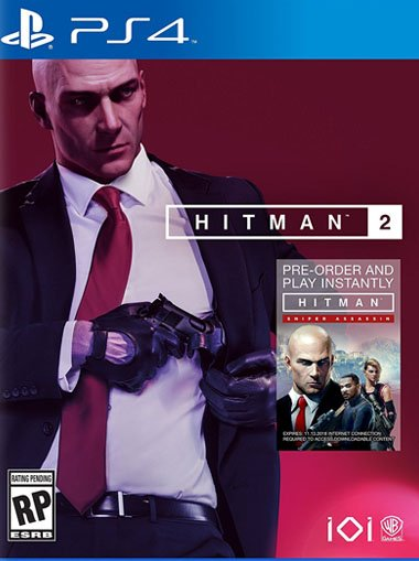 Hitman 2 - PS4 (Digital Code) cd key