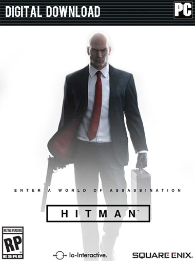 Hitman Game Of The Year Edition cd key