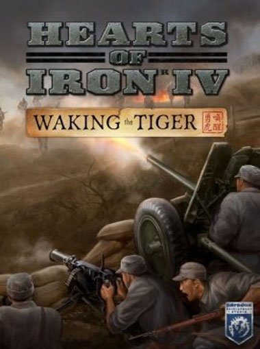 Hearts of Iron IV Waking the Tiger (DLC) cd key
