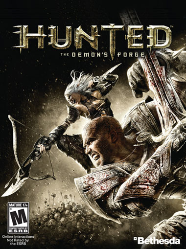 Hunted Demons Forge cd key