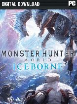 Buy Monster Hunter World: Iceborne Deluxe Edition DLC Game Download